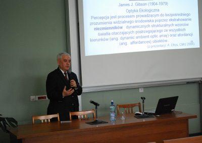 """Wykład prof. dr hab. Andrzej Skowron """"Technologia trafnych osądów"""""""