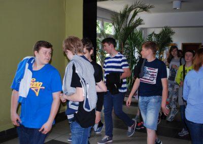 13 Opolski Festiwal Nauki - Dzień Otwarty, Gra Terenowa