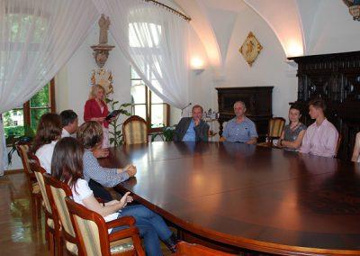 Rozdanie pucharów i nagród dla laureatów Opolskiego Konkursu Matematycznego