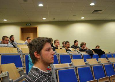 Wykłady eksperckie Capgemini - Networking