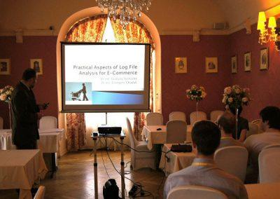 """Sesja """"IT-Related Aspects of E-Business"""" w ramach 20 międzynarodowej konferencji naukowej """"Computer Networks"""""""