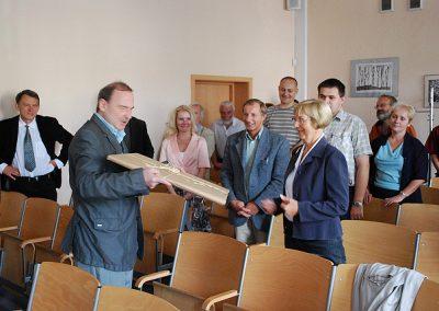 Seminarium instytutowe - pożegnanie prof. dr hab. Katarzyny Hałkowskiej
