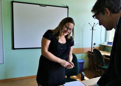 Egzaminy licencjackie i magisterskie 2015
