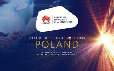 HUAWEI EUROPEAN UNIVERSITY CHALLENGE 2020