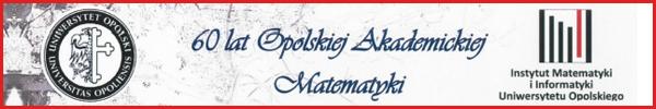 60 lat Opolskiej Akademickiej Matematyki