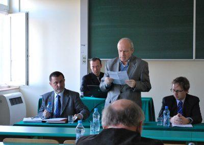 Publiczna dyskusja nad rozprawą doktorską mgr inż. Adama Czubaka