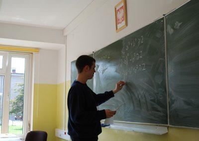 Finał konkursów przedmiotowych z chemii, fizyki, biologii i matematyki