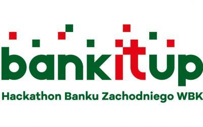 """""""bankITup – Dane rządzą!"""" – Hackathonu Banku Zachodniego WBK"""