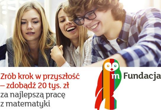 Konkurs na najlepsze prace studenckie z matematyki – do wygrania 20 tys. zł