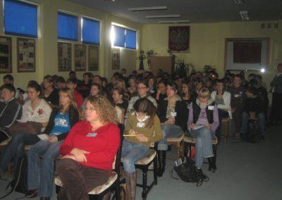 Sesja naukowa NKM w Liceum Ogólnokształcącym Nr I w Opolu