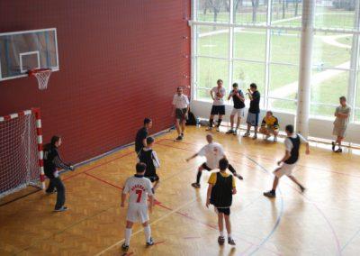 III Międzywydziałowy Turniej Halowej Piłki Nożnej