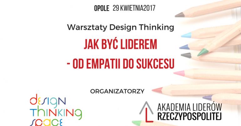 Warsztaty Design Thinking