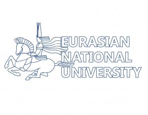 Logo Wydziału Mechaniki i Matematyki Euroazjatyckiego Uniwersytetu Narodowego im. L. N. Gumilyova