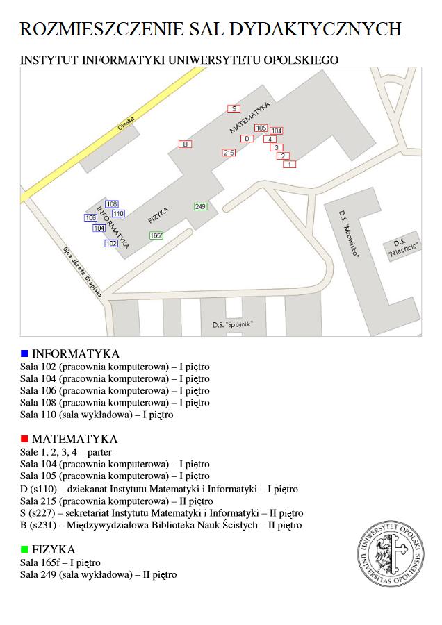 mapa ii