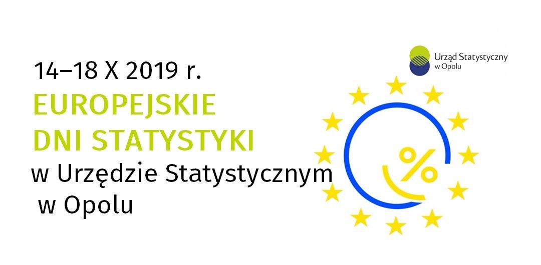 Plakat Europejskie Dni Statystyki